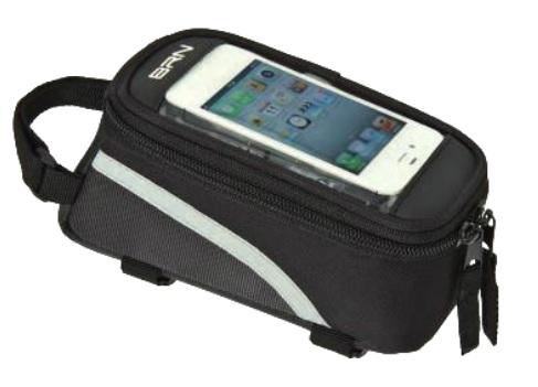 Borsa bici porta smartphone e porta oggetti brn touch - Porta bici smart ...