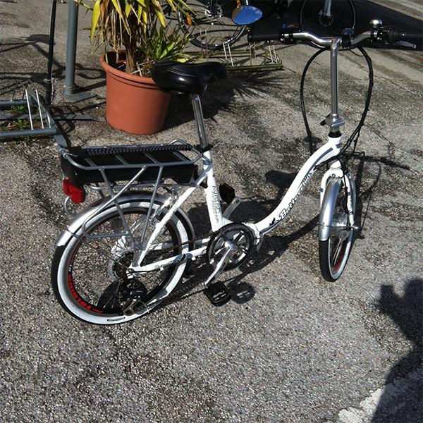 Bottecchia elettrica bep20 pieghevole avatar usata ebay for Bici pieghevole elettrica usata