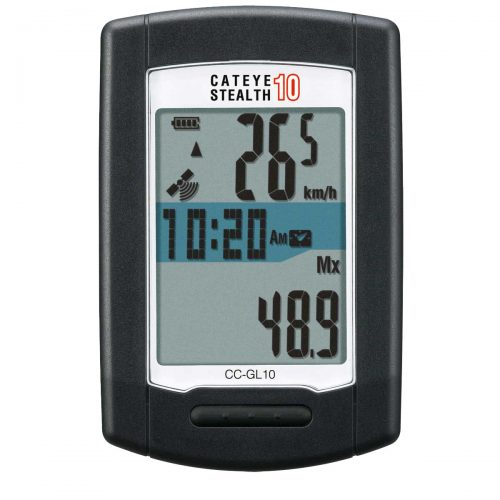 Ciclocomputer CATEYE Stealth 10