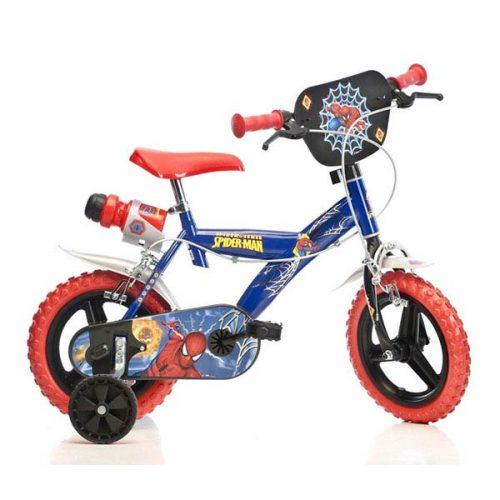 Bici Bimbo Spiderman 12