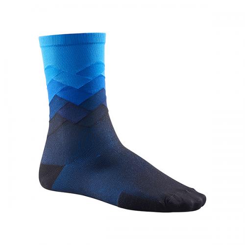 mavic-calza-cosmic-azzurra