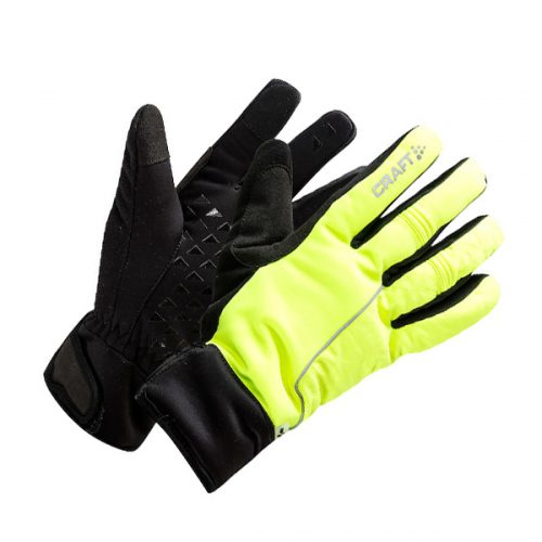 CRAFT-GUANTI-SIBERIAN-2.0-GIALLO-FLUO