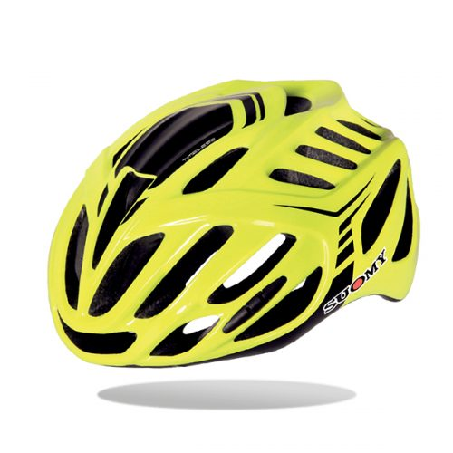 SUOMY-CASCO-TIMELESS-GIALLO