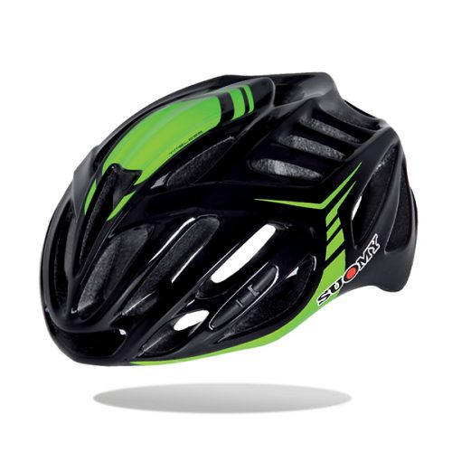 SUOMY-CASCO-TIMELESS-NERO-VERDE